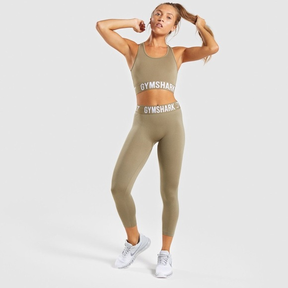 c45bde62a074c Brand new gymshark crop fit leggings